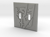 Transformers Faction Symbol Dual Switch Plate 3d printed