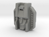 Strascream, Voyager Face (Titans Return) 3d printed