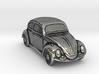 Silver Beetle 3d printed