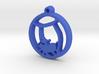 Hamster Ball Pendant 3d printed