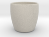 Cup + Your name  3d printed