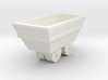 S Scale mine cart 3d printed This is a render not a picture