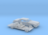 1/160 1975-78 Ford LTD Sedan Kit 3d printed