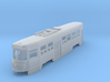 N Scale Toronto CLRV Trolley Body Shell 3d printed