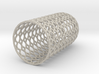 Lampshade_dome_honey_wire 3d printed