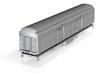 N-scale (1/160) PRR B60 Baggage Car Clerestory Roo 3d printed