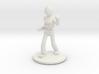 Prototype: Female Unarmed  3d printed