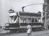 OO scale Lancaster Palace Upper Deck Open Unmodifi 3d printed Photo of tram