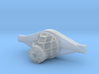 """Ford 9"""" Rear Axle Center Housing 3d printed"""