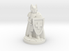 Order of the Red Cross Paladin Cleric 3d printed
