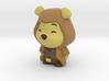 BABY Kenobi + Winnie the Pooh ( Fusion ) size 4 cm 3d printed
