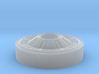 "Ford HubCap for 1.9"" RC4WD Landie 3d printed"
