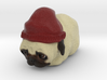PugLoaf with Beanie 3d printed