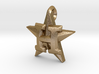 Astros Star charm 3d printed