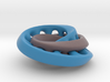 Nested mobius strip 3d printed
