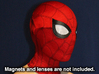 Homecoming Eye Frames – Far From Home Costume Mask 3d printed