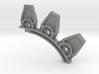 Shapeshifting spine 3d printed