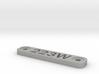 Caliber Marker - Mlok - 223Wylde 3d printed