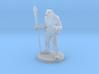 Bearfolk Magic Caster 3d printed