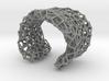 Cellular Cuff Bracelet 3d printed
