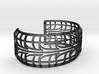 Tire Bracelet 3d printed
