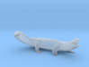 N Scale Crocodile 3d printed This is a render not a picture