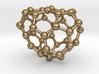 0672 Fullerene c44-44 c1 3d printed