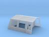 Bungalow tent (TT 1:120) 3d printed