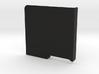 LockableGarmin 395 Base Plate -Cover 3d printed