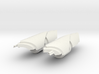 1/3rd scale Yangs Gauntlets 3d printed