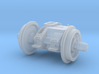 HO Traction Motor Assy 3d printed