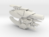 1/3rd scale Zorg ZR-1 3d printed