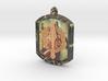 Celtic Triskelion Sword Pendant 3d printed