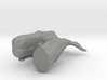 O Scale Sperm Whale 3d printed This is a render not a picture