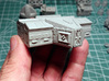 SPACE 2999 TRANSPORTER 1/144 LAB POD 3d printed