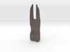 "3.5"" Divot tool with Diamond Pattern 3d printed"