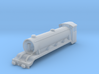 Tomix Scaled LNER 4-6-2 Locomotive Body 3d printed