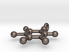 Chlorine Molecule 3d printed