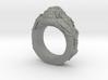 Bigfoot Ring 3d printed