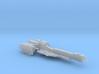 UNSC destroyer Newman class 3d printed