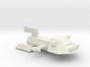 3125 Scale Kzinti Medium Scout Cruiser (MSC) SRZ 3d printed