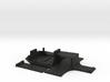 ta02/ff Custom Chassis. Lipo Compatible. 3d printed