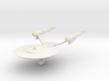 Discovery time line USS Akyazi  Destroyer 3d printed