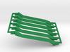 shubin-green-longer 3d printed