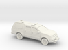 1/72 2005-15 Toyota Hilux Royal Airforce Mountain  3d printed