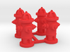 Fire Hydrants 3d printed