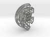 Wireframe Astrolabicon // Side B 3d printed