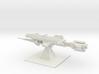 Earth Alliance - Warlock (6.616 x / 2.862 y / 2.10 3d printed