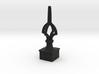 Signal Finial (Cruciform) 1:6 scale 3d printed