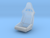 Race Seat P-RS-Type LEFT-Version - 1/24  3d printed